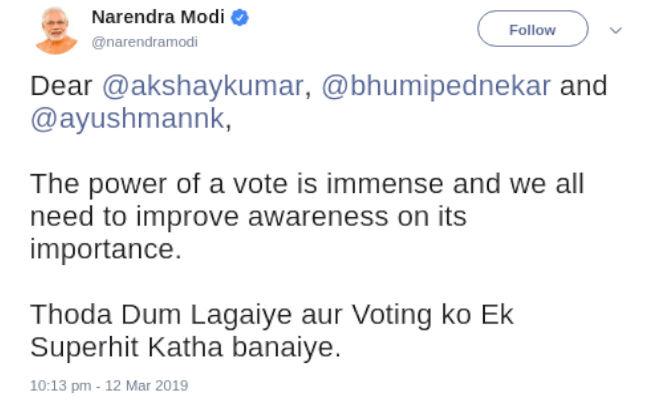 तो क्या अक्षय कुमार शुरू करने जा रहे हैं 'चांदनी चौक टू पार्लियामेंट' का सफर!