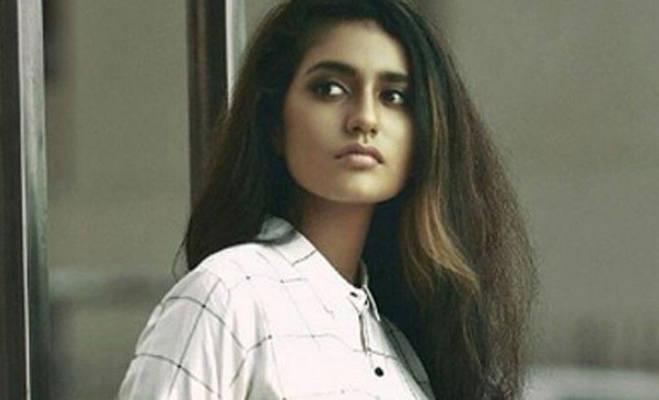 जो आंख मारने से नहीं पिघले,वो प्रिया प्रकाश के बारे में यह जानकर हो जाएंगे घायल