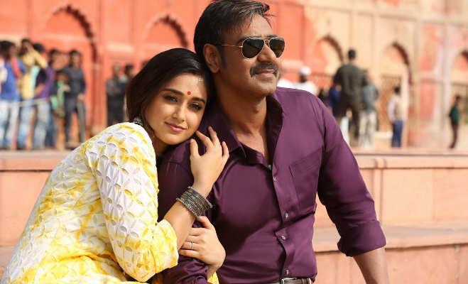 movie review : रेड में अजय देवगन का अभिनय,70 के दशक का लखनऊ काबिल-ए-तारीफ