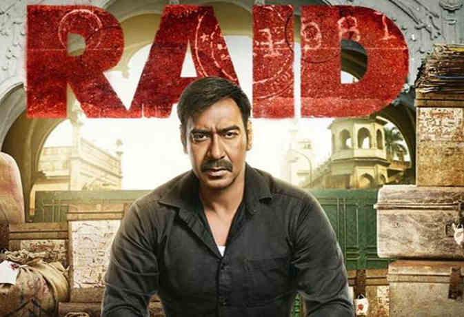 अजय देवगन ने 3 दिन में 'रेड' डाल कर किया बडा़ कलेक्शन, बन गई साल की दूसरी बडी़ हिट फिल्म