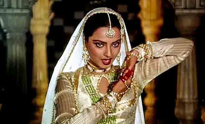 तेलुगू की भानुरेखा हो गई हिंदी फिल्मों की उमराव जान