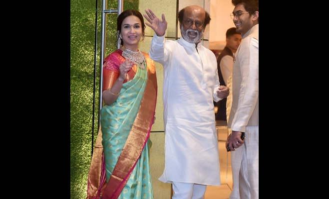 तस्वीरें: आकाश अंबानी-श्लोका मेहता की शादी में पहुंचा बाॅलीवुड,बच्चन परिवार की राॅयल एंट्री पर टिक गईं निगाहें