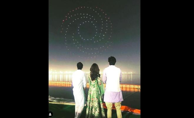 रणबीर-आलिया के 'ब्रह्मास्त्र' की एक झलक जारी,देखें लोगो और जानें क्या होगी फिल्म की कहानी