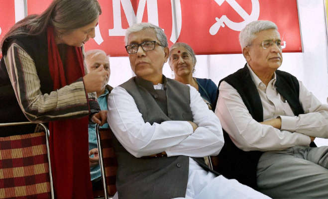 पश्चिम बंगाल cm ममता बनर्जी ही नहीं ये सीएम भी बैठ चुके हैं धरने पर