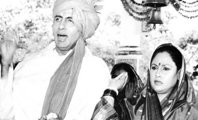 जया बच्चन बर्थडे: मूवी में इस एक्टर की पत्नी और बेटी दोनों बनीं,डेब्यू के बाद 17 साल फिल्मों से दूर रहीं
