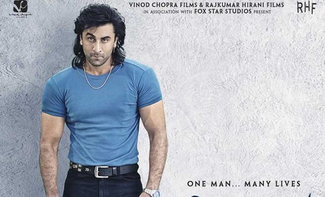 इन पोस्टरों में छिपा है संजू का जीवन,हर पोस्टर खोलता है संजय दत्त का एक खास राज