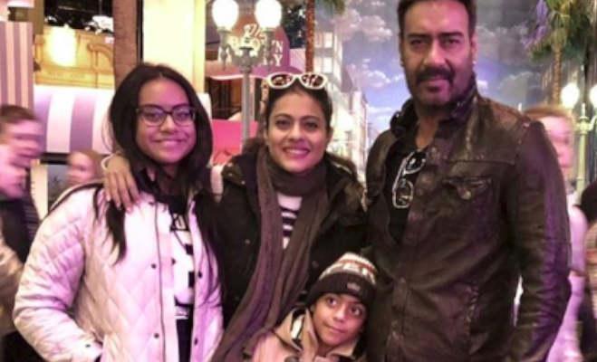 अजय देवगन बर्थडे: पहली और आखिरी बार इस फिल्म में किया था किस,अवाॅर्ड शो से क्यों रहते हैं दूर