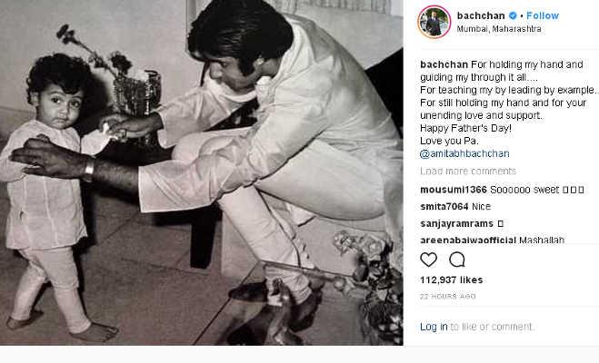 शाहरुख खान से लेकर अभिषेक तक इन बॉलीवुड सेलेब्स को फादर्स डे पर मिला ये तोहफा