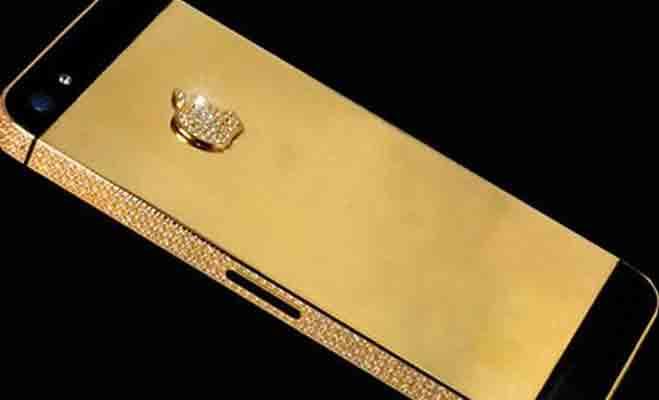8 करोड़ रुपये का फीचर फोन,ऐसे हैं दुनिया के 5 सबसे महंगे फोन