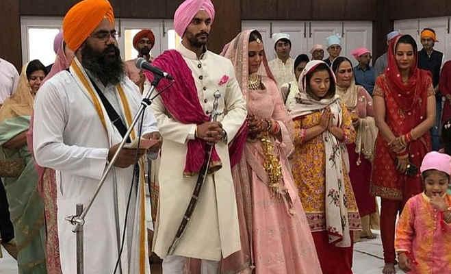 नेहा धूपिया पति अंगद बेदी संग रिसेप्शन की तैयारियों में जुटीं,जानें दोनों कि शादी से जुडी़ ये 10 अंजानी बातें