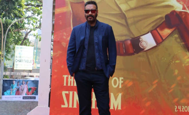 Trailer release Ajay Devgan shares de de Pyar de trailer with fans