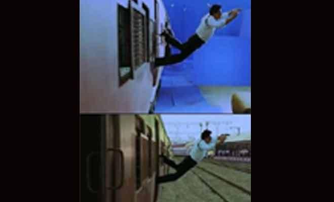 तो इस फिल्म में सलमान के नहीं थे सिक्स पैक! देखें फिल्मों के असली सीन,बिना स्पेशल इफेक्ट के