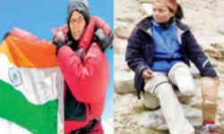 दिव्यांग अरुणिमा हैरान, जिसे एवरेस्ट पर भगवान ने नहीं लेकिन धरती पर इंसानों ने यहां दर्शन से रोक दिया