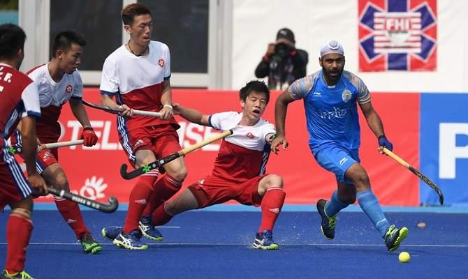 एशियन गेम्स: हांगकांग को 26-0 से हराकर इंडियन हॉकी टीम ने बनाया नया रिकॉर्ड
