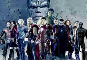 एवेंजर्स इन्फिनिटी वॉर ने ओपनिंग पर ही बॉक्स ऑफिस किया अपने नाम, 2018 की इन फिल्मों को दे डाली मात