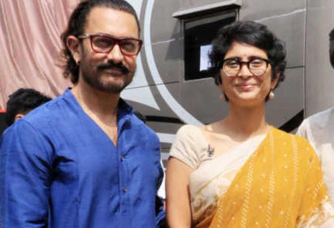 आमिर की पत्नी किरण राव के घर में हुई चोरी का पुलिस को नहीं मिल रहा सुराग