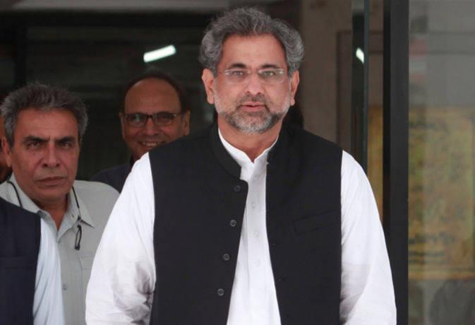 पाकिस्तान : पूर्व प्रधानमंत्री अब्बासी के खिलाफ अरेस्ट वारंट जारी, नवाज शरीफ के साथ गोपनीय जानकारी साझा करने का आरोप