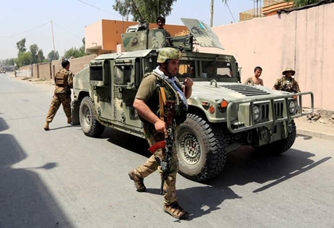 अफगानिस्तान : सरकारी विभाग के परिसर में आतंकी हमला, 2 की मौत