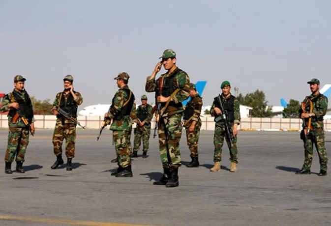 अफगानिस्तान के हवाई हमले में 20 तालिबानी आतंकी ढेर