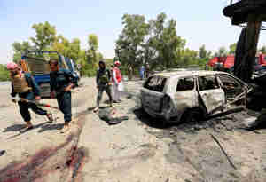 अफगानिस्तान में पेट्रोल पंप पर खुद को उड़ाया, आत्मघाती हमले में 12 की मौत