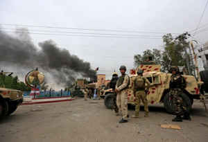 अफगानिस्तान : पुलिस और तालिबानी के बीच हुई मुठभेड़, 13 पुलिसकर्मी शहीद और 10 आतंकी ढेर