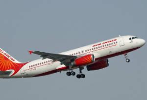 एयरइंडिया की एयरहॉस्टेस विमान से गिरी, गंभीर रूप से घायल