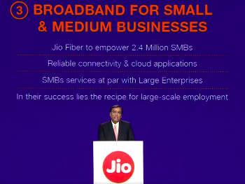 5 सितंबर से लॉन्च होगा Jio Giga Fiber, 700 रुपये हर महीने में मिलेगा फ्री कॉल, डेटा और एचडी टीवी कनेक्शन
