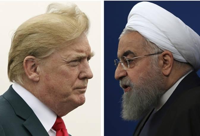 ईरान को ट्रंप की चेतावनी, कहा अगर दोबारा अमेरिका को दी धमकी तो...