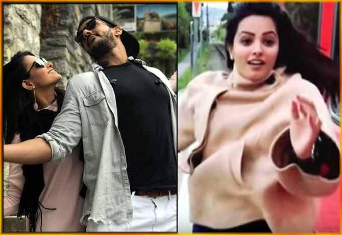 टीवी एक्ट्रेस अनीता हसनंदानी का फनी DDLJ ट्रेन सीन देखकर शाहरुख-काजोल भी शरमा जाएंगे