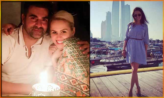 सलमान ने तो नहीं की, लेकिन अरबाज करने वाले हैं इस रोमानियन गर्ल से शादी! देखें ये सबूत