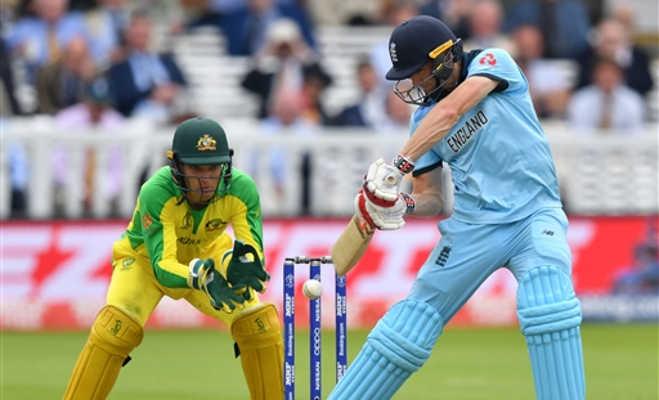 icc cricket world cup 2019 : ऑस्ट्रेलिया ने इंग्लैंड के खिलाफ 64 रन से दर्ज की जीत,अब सेमीफइनल का हिस्सा नहीं होगी अंग्रेजी टीम
