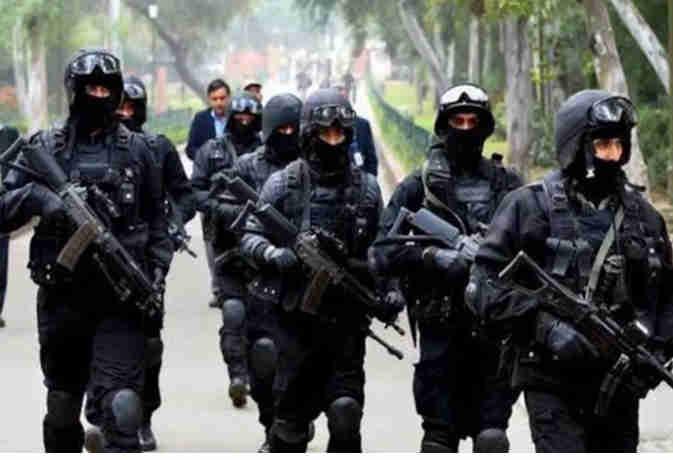अब यहां ब्लैक कमांडो के लुक में दिखेंगे सिटी मार्शल