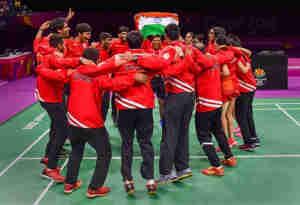 CWG 2018: मिक्स्ड टीम बैडमिंटन में भारत ने पहली बार जीता गोल्ड, टेबल टेनिस में मेंस टीम को भी कामयाबी