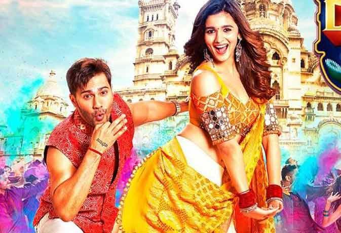 Movie review: होली के गुलाल जैसी है 'बद्रीनाथ की दुल्हनिया'