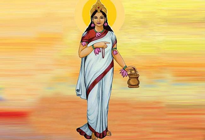 नवरात्रि 2018: दूसरे दिन होती है मां ब्रह्मचारिणी की पूजा, जानें मंत्र और पूजा विधि