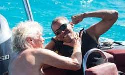 जानें, बराक ओबामा की गर्दन तक कैसे पहुंच गए इस ब्रिटिश कारोबारी के हाथ