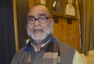 यूपी में बुक्कल नवाब का विवादित बयान, हनुमान जी थे मुसलमान