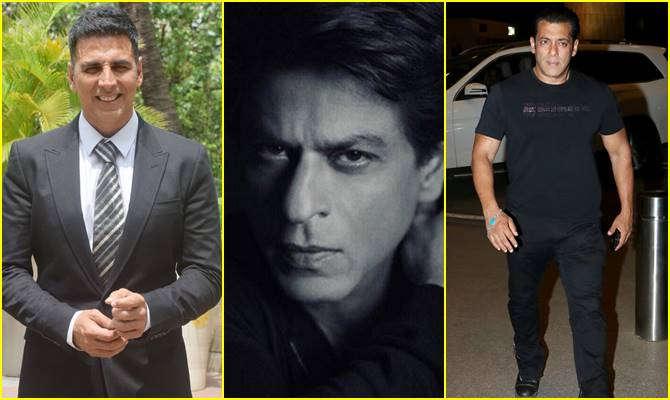 सलमान खान बने भारत के सबसे अमीर सेलिब्रिटी, शाहरुख टॉप 10 लिस्ट से भी बाहर