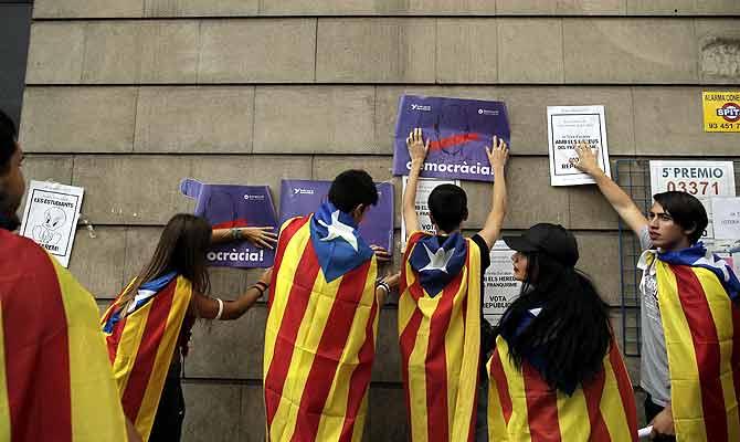 जानिए कैटालोनिया स्पेन से अलग क्यों होना चाहता है