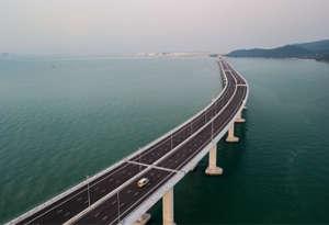 चीन ने बनाया दुनिया का सबसे लंबा समुद्री पुल, अब सिर्फ 30 मिनट में तय होगा हांगकांग से मकाउ का सफर