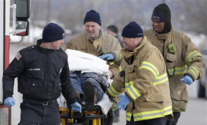 जानलेवा हो गई है अमेरिका की सर्दी,अब तक कई लोगों की मौत,देखें तस्वीरें