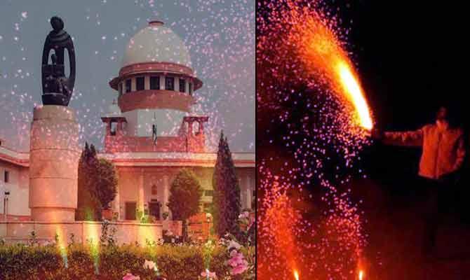 दिल्ली-एनसीआर में पटाखा बैन के बाद Twitter पर यूं फूट रहे रॉकेट-बम!