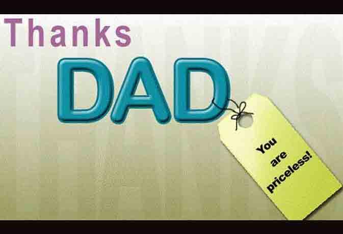 World Father's Day: आज इन बातों के लिए डैडी को थैंक्यू कहने का दिन है