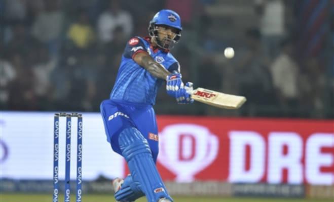ipl 2019 : दिल्ली कैपिटल्स ने किंग्स इलेवन पंजाब को पांच विकेट से हराया,शिखर धवन और श्रेयस अय्यर ने दिखाया कमाल
