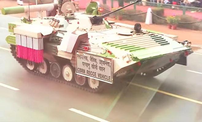 drdo के सेना को तीन तोहफे,शामिल है परमाणु हमले के बावजूद दुश्मनों के दांत खट्टे करने वाला बख्तरबंद वाहन