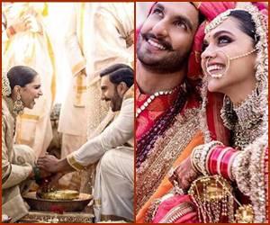 इन 10 तस्वीरों में देखें दीपिका-रणवीर की पूरी शादी, ऐसा नजारा और कहां