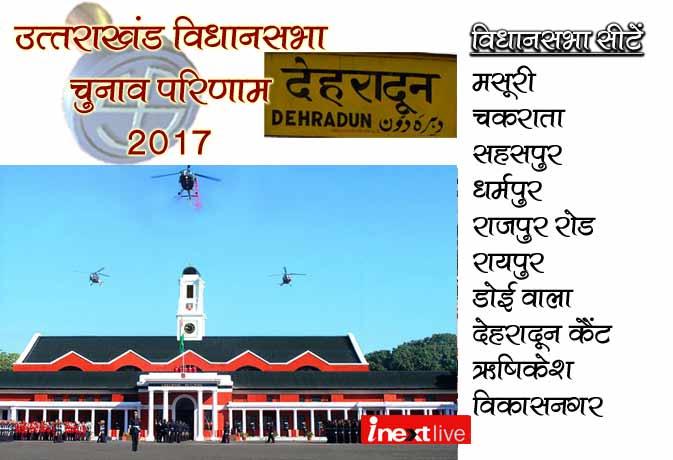 Uttarakhand Election Results 2017: देहरादून की घाटियों में खिला कमल, कांग्रेस का सफाया
