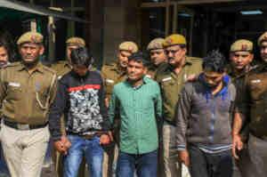 दिल्ली में फैशन डिजाइनर और उसके सहायक की हत्या के आरोप में तीन गिरफ्तार