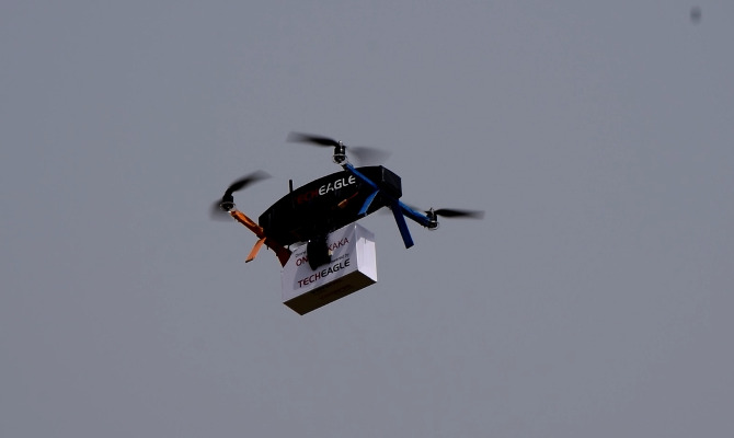 ड्रोन से सीधे आपके घर पहुंचेगी चाय! IIT पासआउट ने शुरु किया अनोखा स्टार्टअप, जो ऐसे करेगा काम