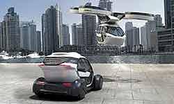 दुबई में लोग उड़कर पहुंचेंगे दफ्तर!